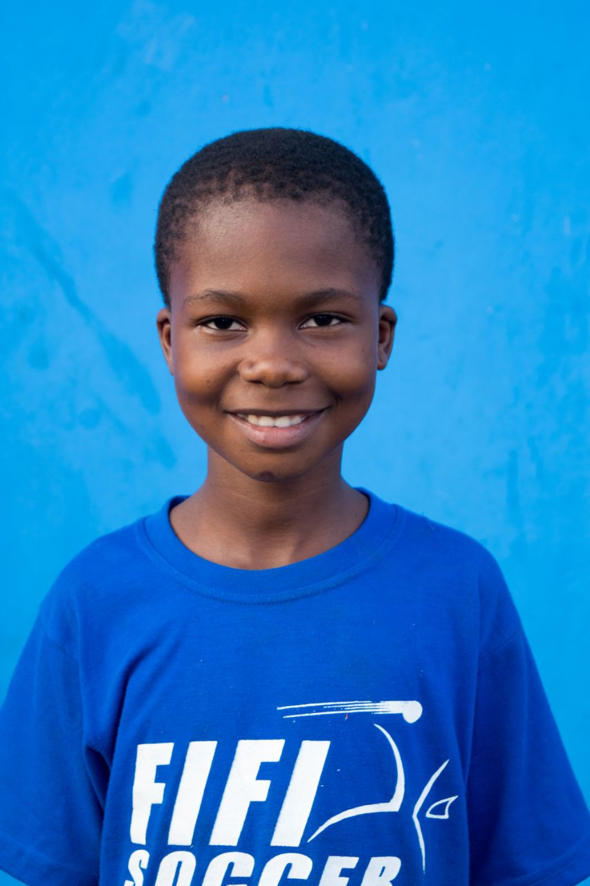 Comfort Teye - 9 years old | Nurse