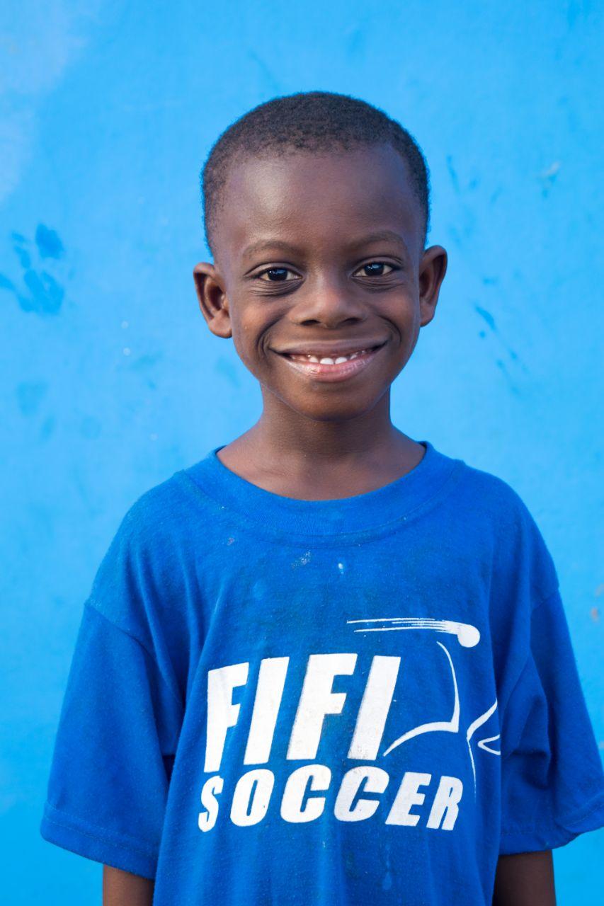 Alvin Sackitey - 6 years old | Footballer