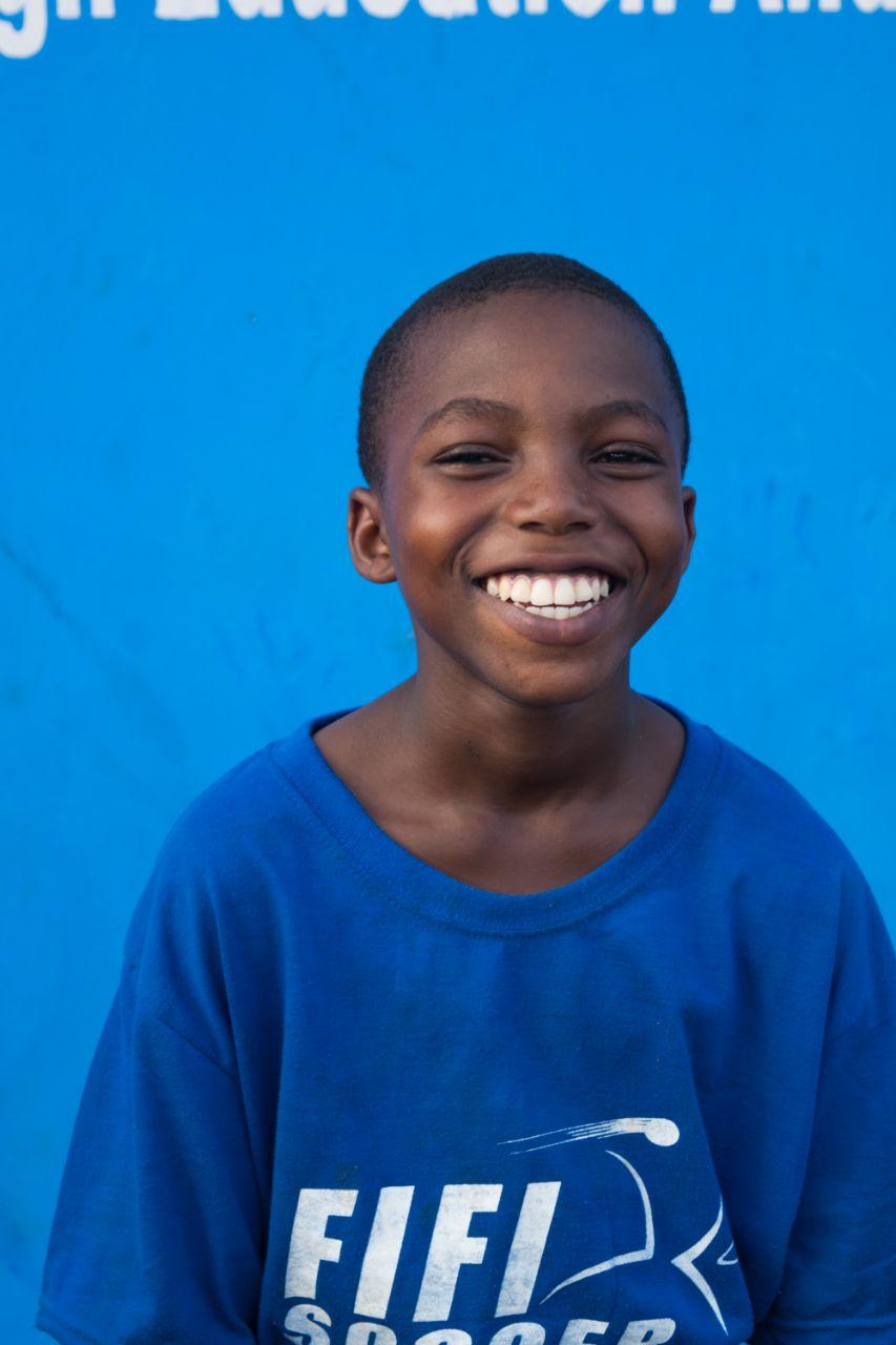 Alex Obeng - 12 years old | Footballer