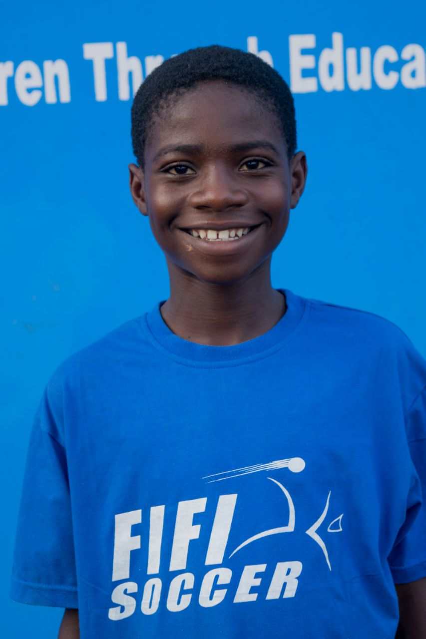 Evans Sam - 12 years old | Pilot