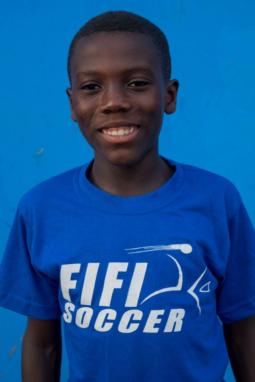 Kwabena Tetteh - 12 years old | Footballer