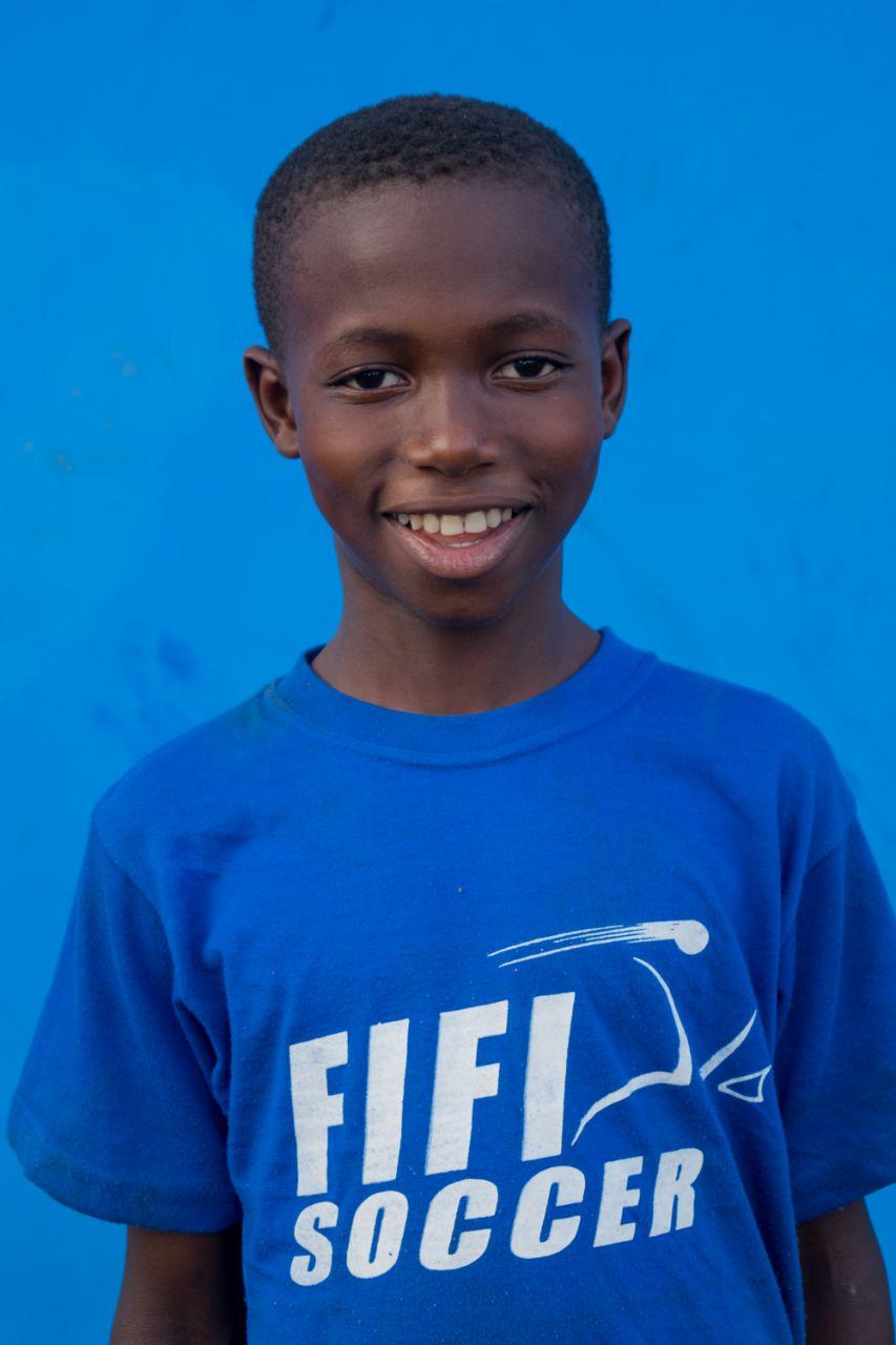 Joseph Terkutey - 10 years old | Footballer