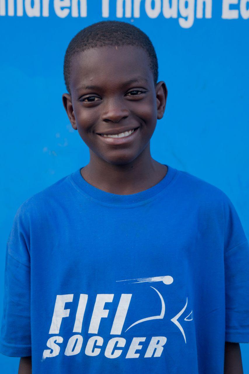 Christian Teye - 11 years old | Footballer