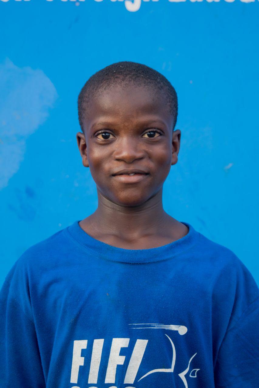 Warith Ibrahim - 10 years old | Footballer