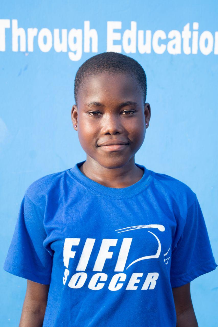 Gaglo Eva - 12 years old | police