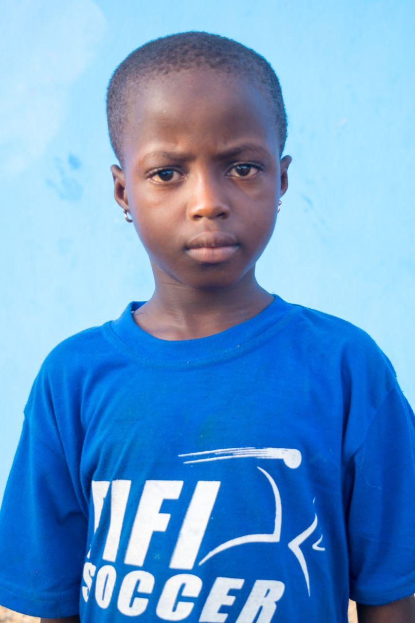 Zanabu Agyei - 8 years old | Police Woman