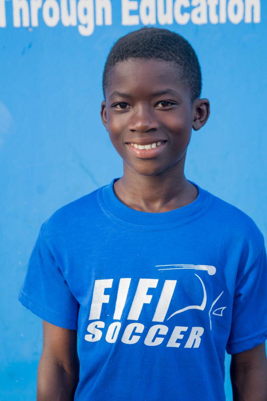 Paul Kabu - 12 years old | Footballer
