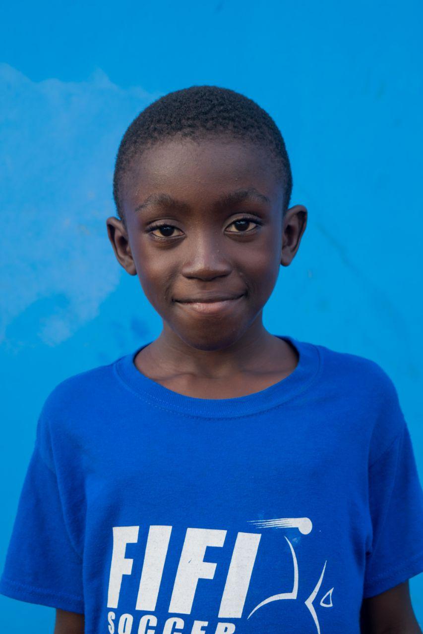 Jude Anum - 11 years old | Footballer