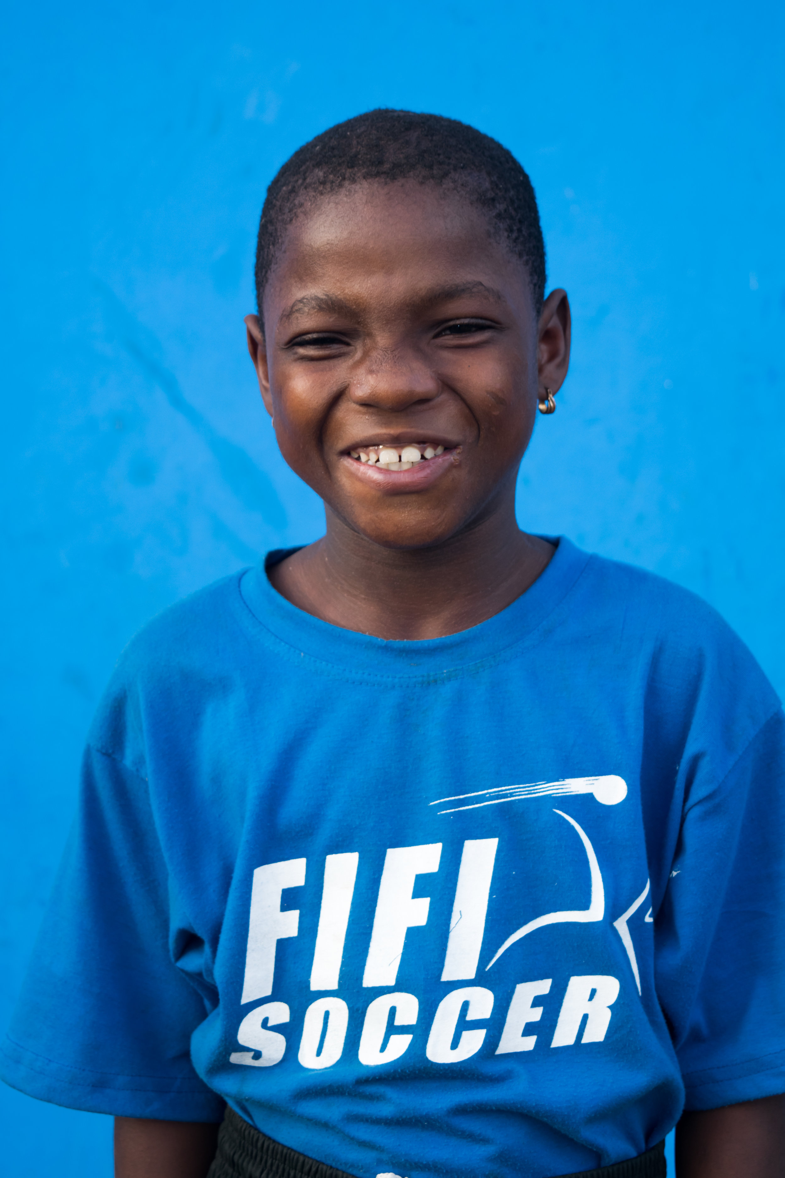 Linda Adjei - 9 years old | Teacher
