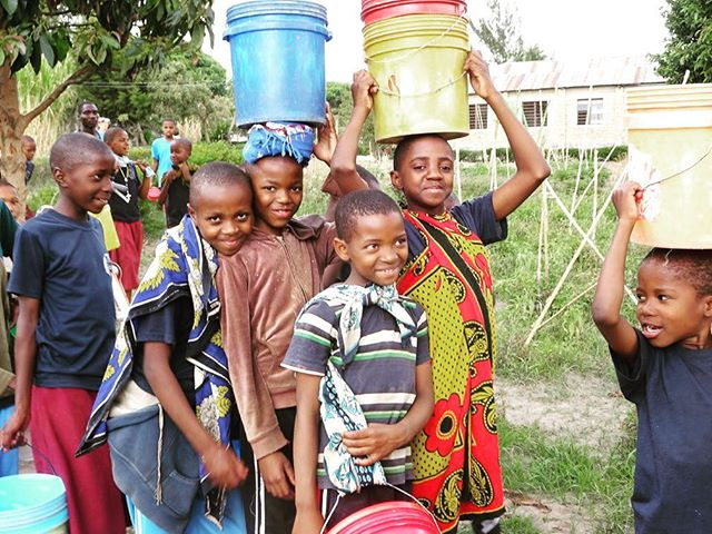 Clean Water Project - Aid Africa's Children granted $7500  #cleanwater #tanzania #water #fundraising #volunteering