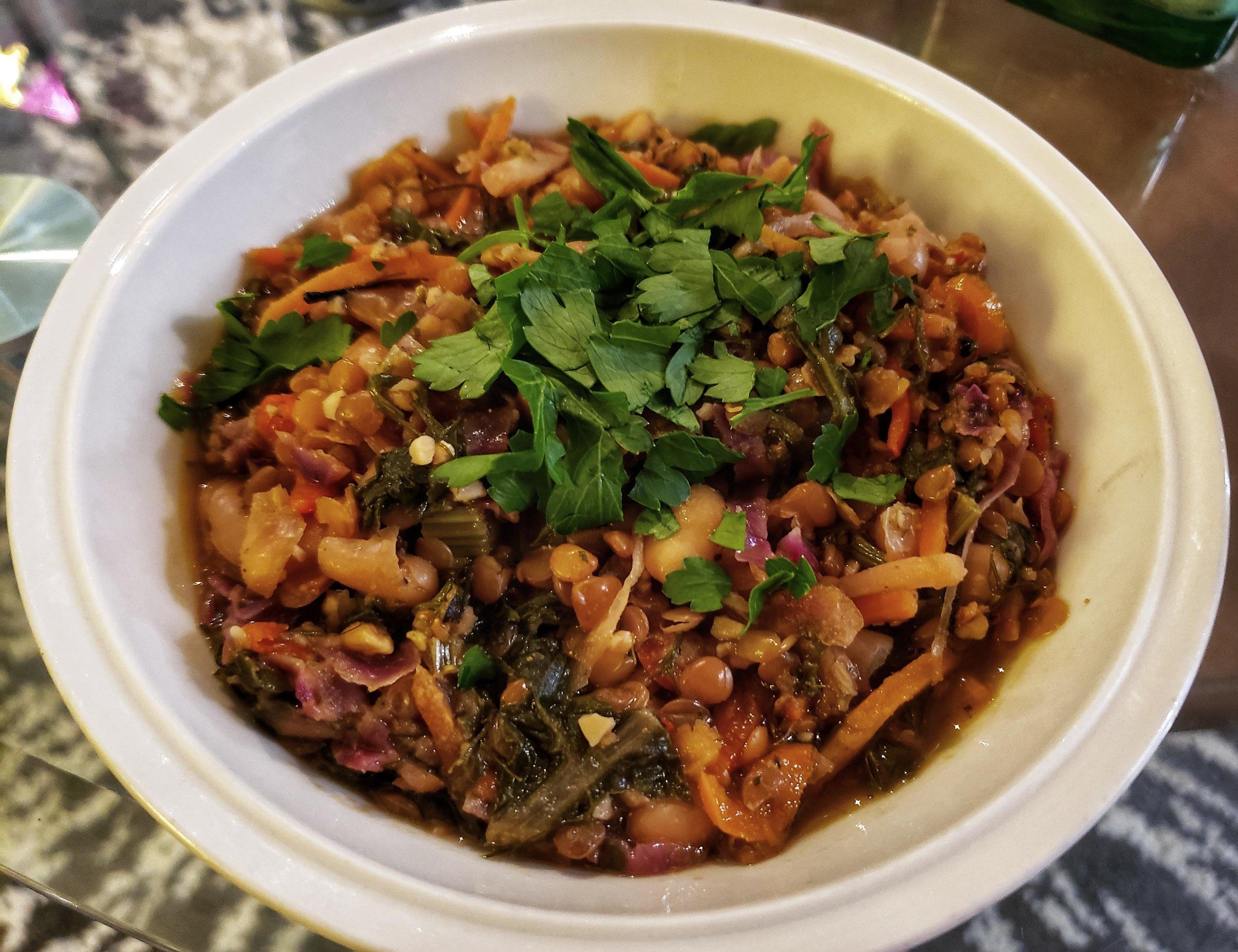 Lentil Stew 2.0