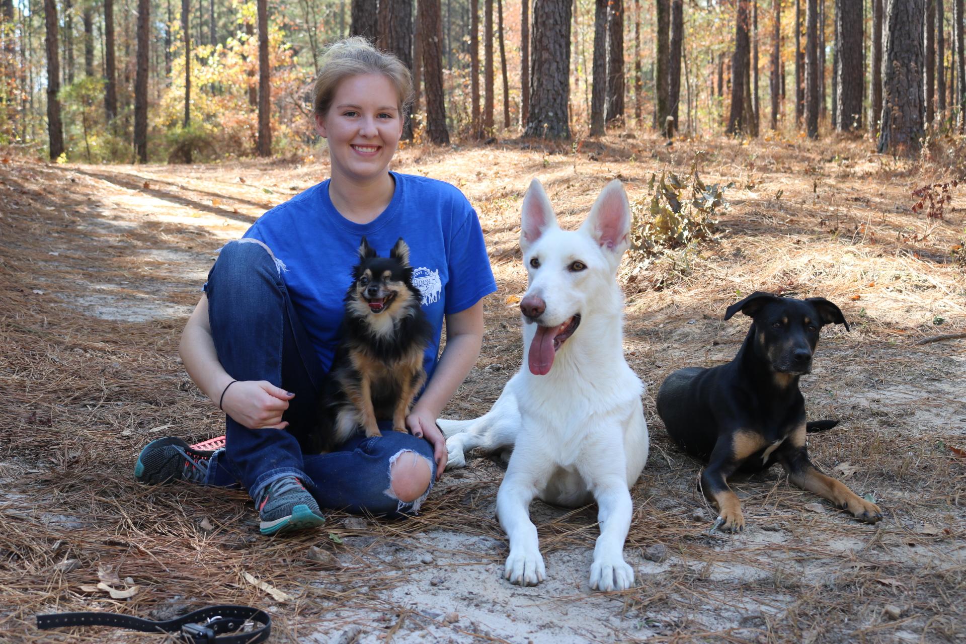 Katelyn Underhill - Owner/Head Dog Trainer