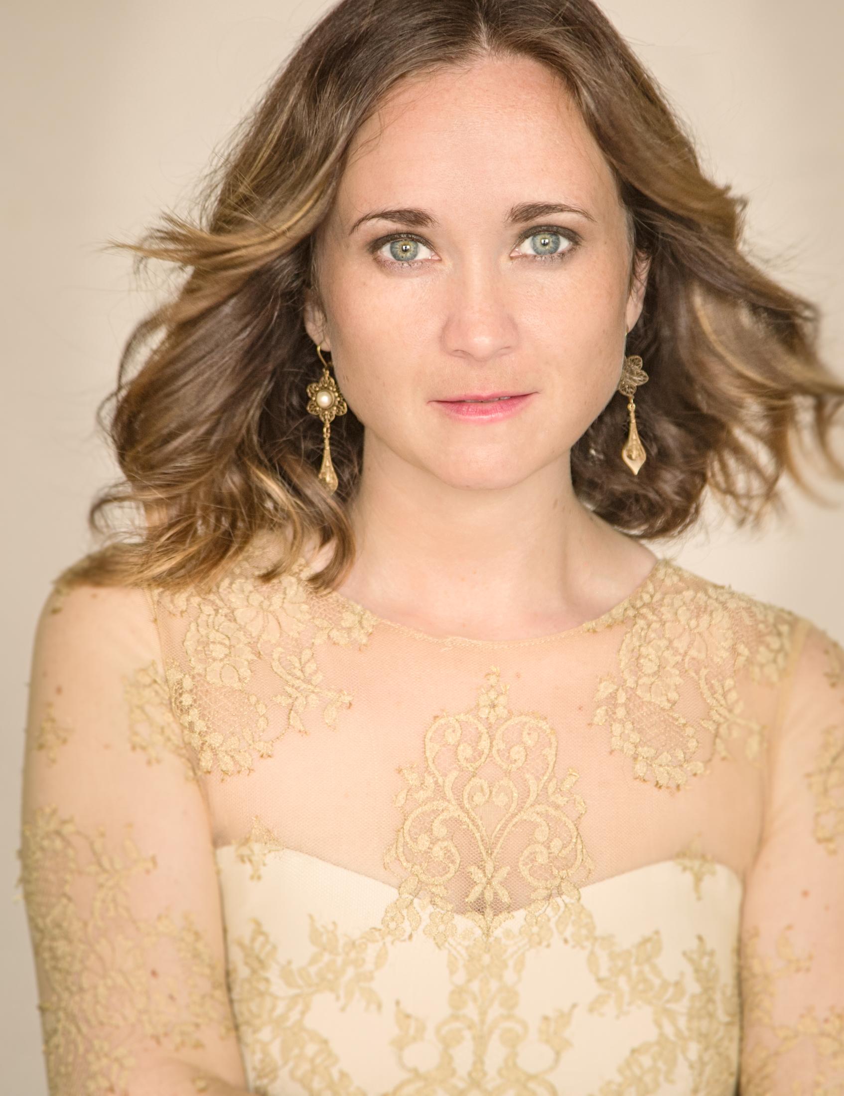 Kate modern beauty portrait
