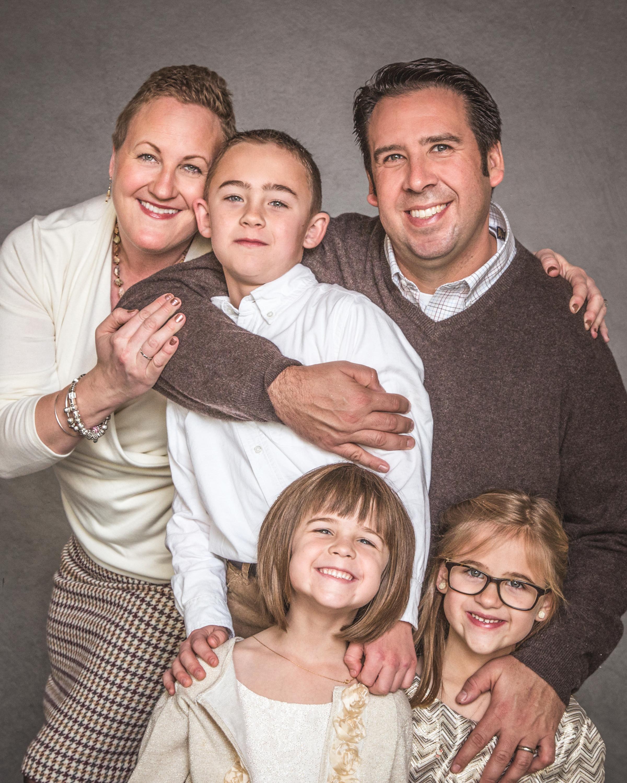 McBride Family Portrait