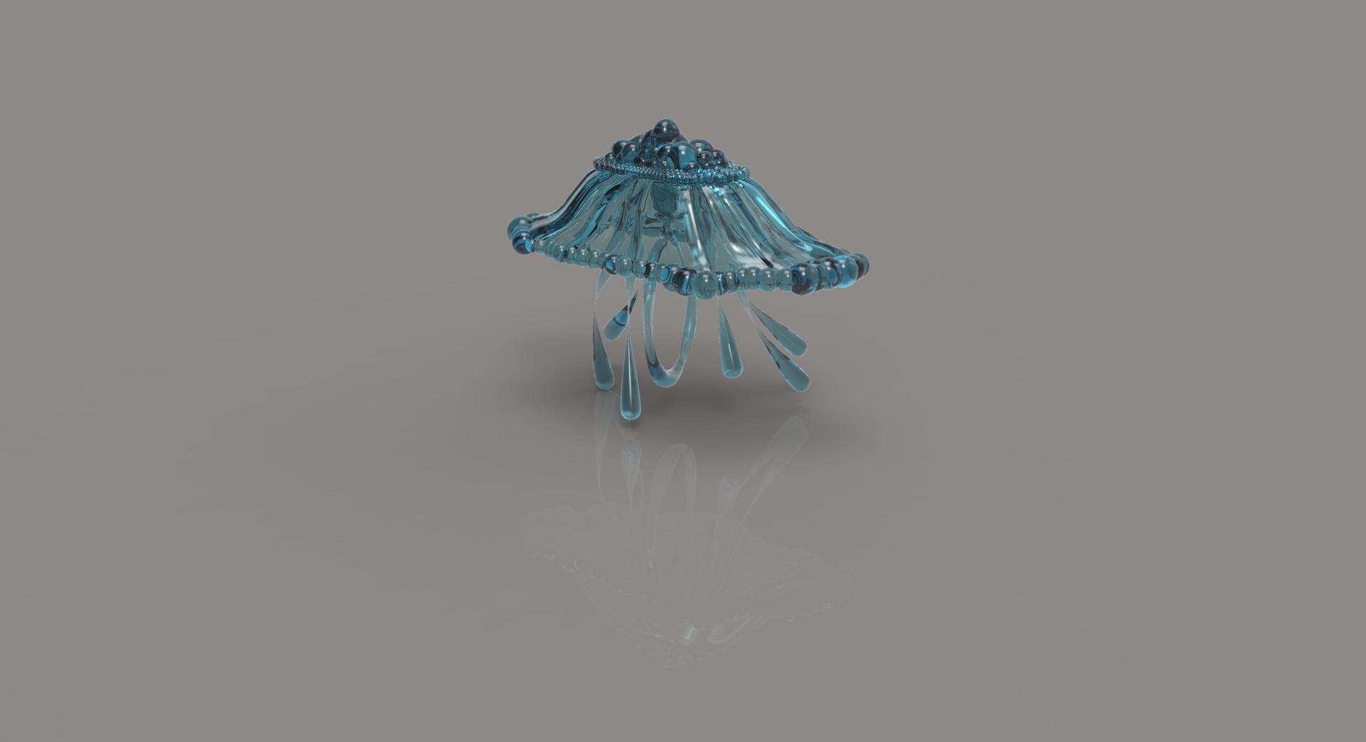 Thing_Gem Stone Aquamarine