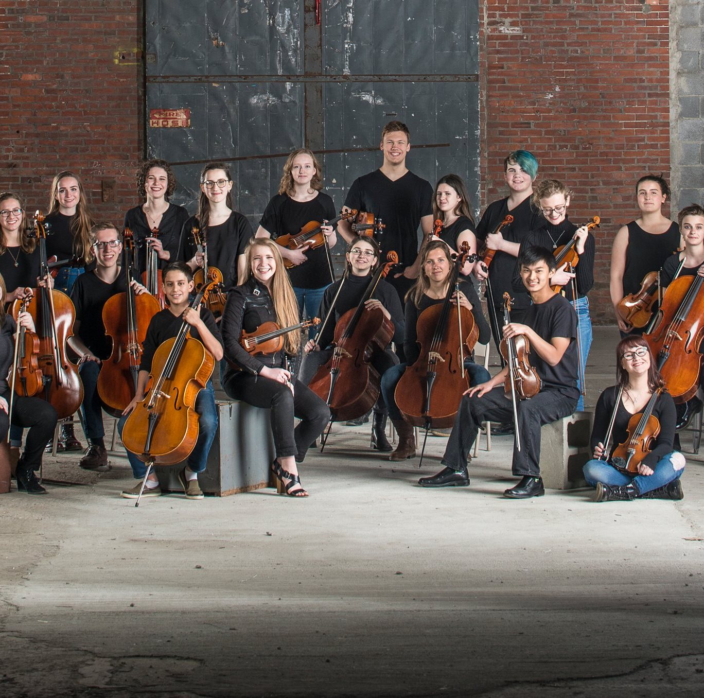 MAINE YOUTH ROCK ORCHESTRA -