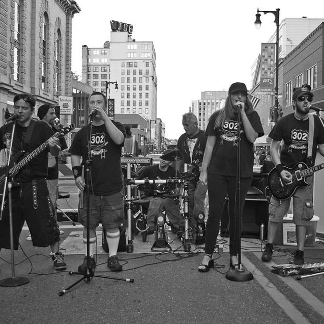 THE CLEARWATER BENDERS -