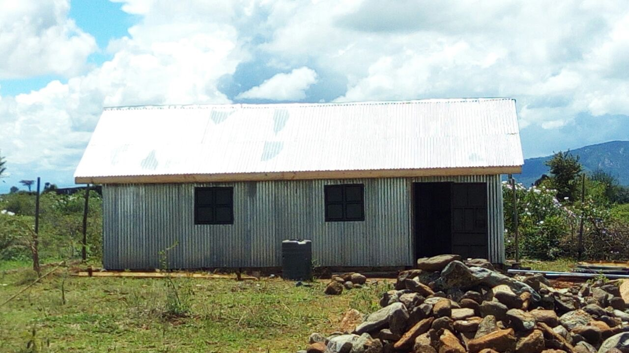 Our new Discipleship Training Center! We are also believing for funds to start a school for the local children this year 2017. Become part of the story!