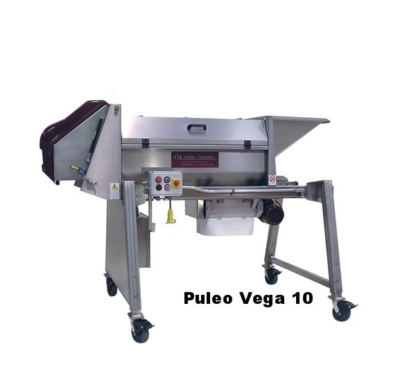 Puleo Vega 10 Destemmer Crusher