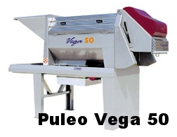 Puleo Vega 50 Destemmer Crusher