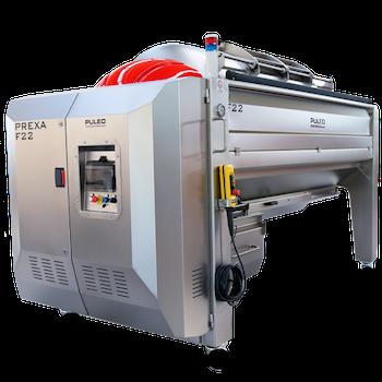 Puleo SF-22 Open Drain Membrane Press