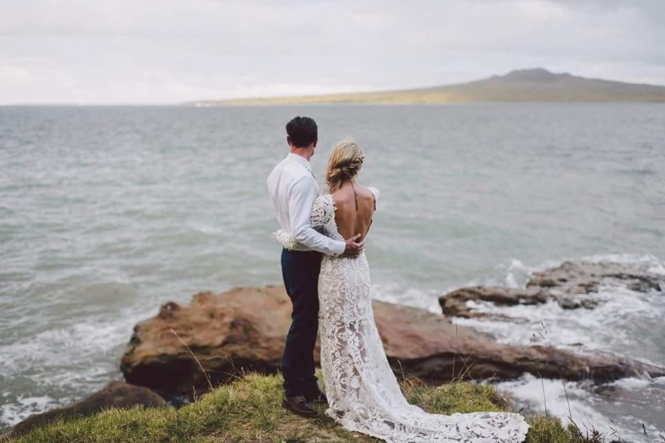 Wedding dress NZ