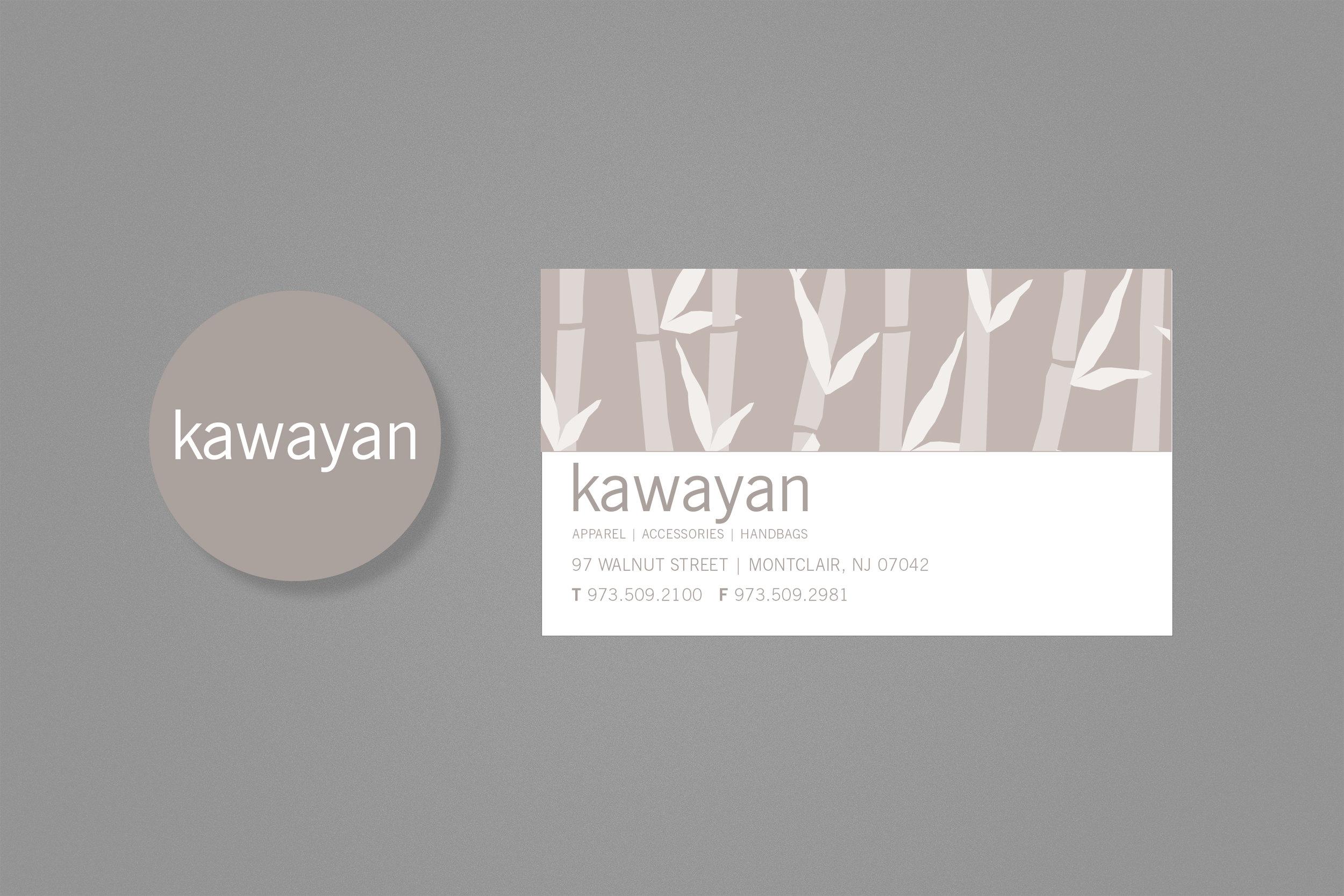 Kawayan Business Card