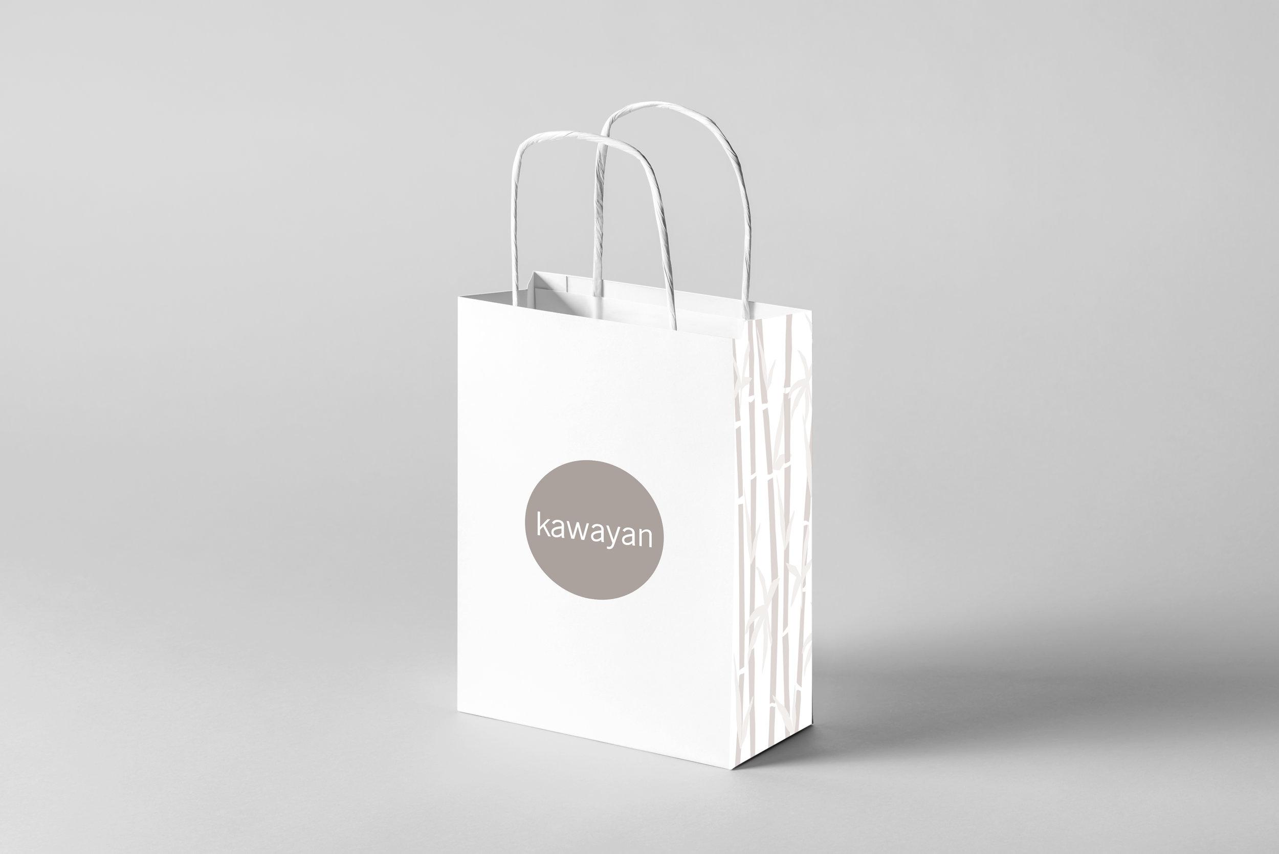 Kawayan Shopping Bag