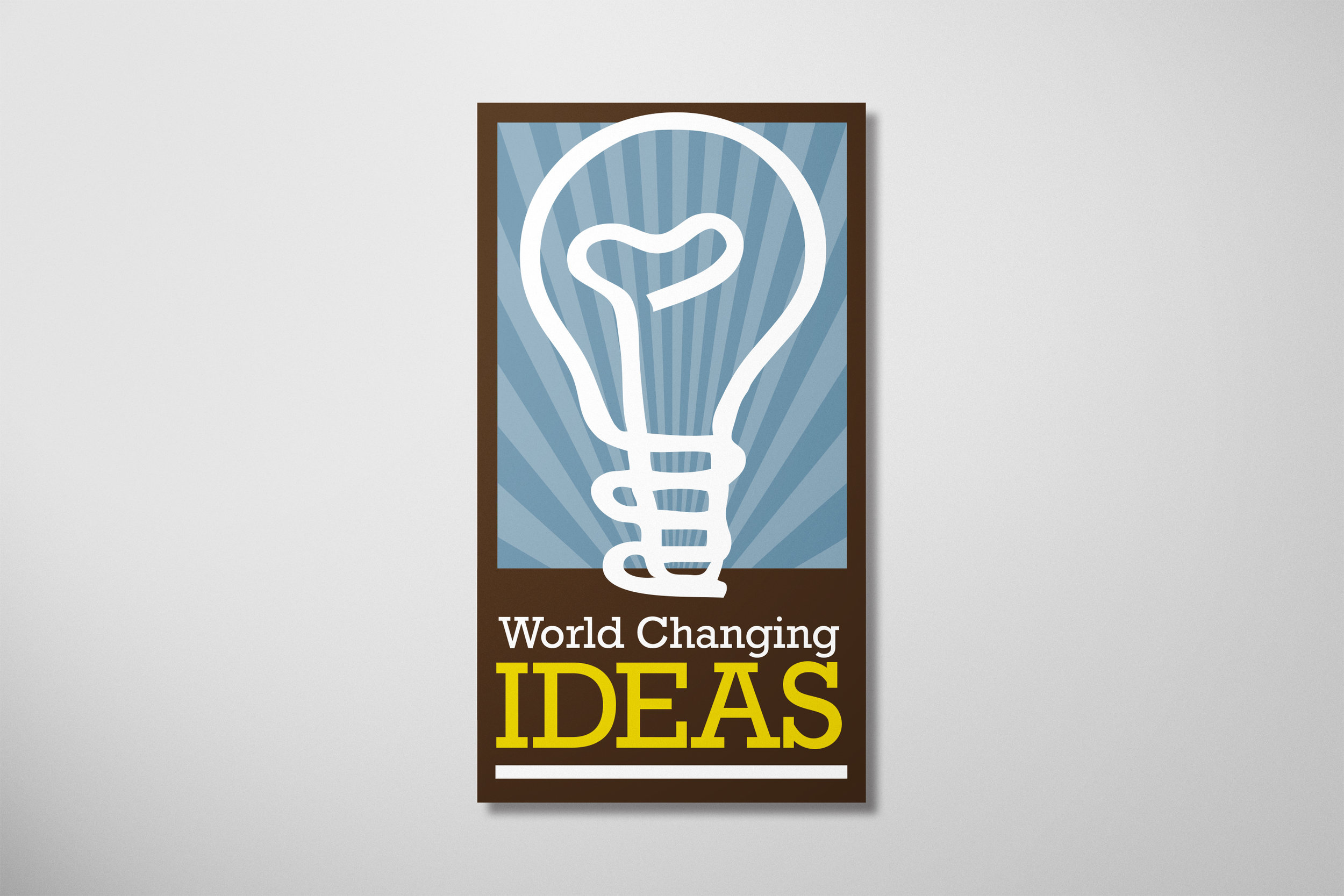 World Changing Ideas Logo