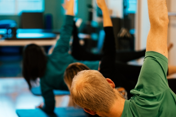 STOTT Pilates Matwork classes at Four Peaks Pilates, Canmore