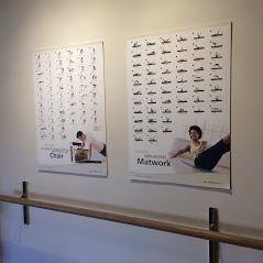 Pilates Matwork & Reformer Excercises