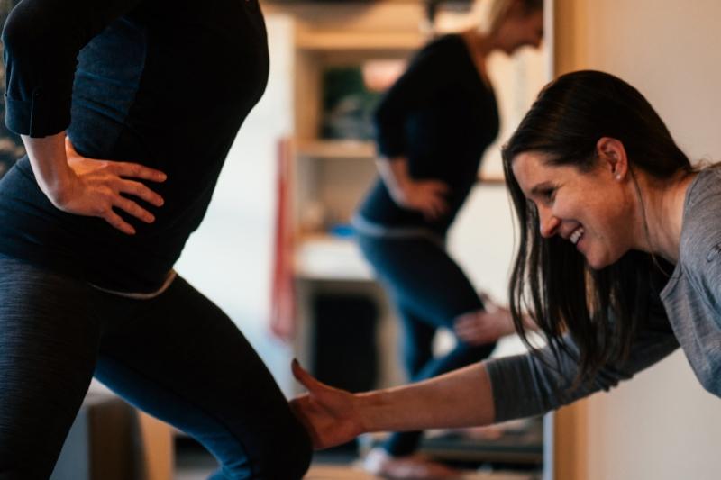 Private pilates intro session