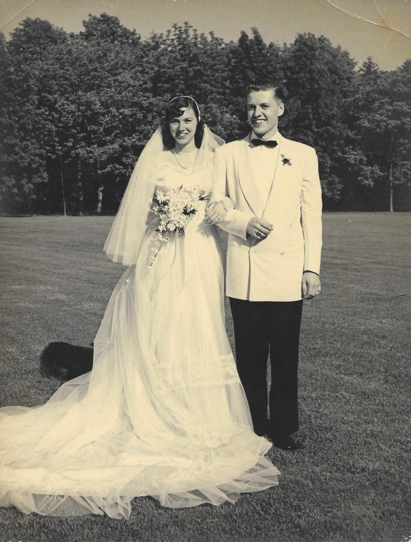 Boss 65th wedding renewal