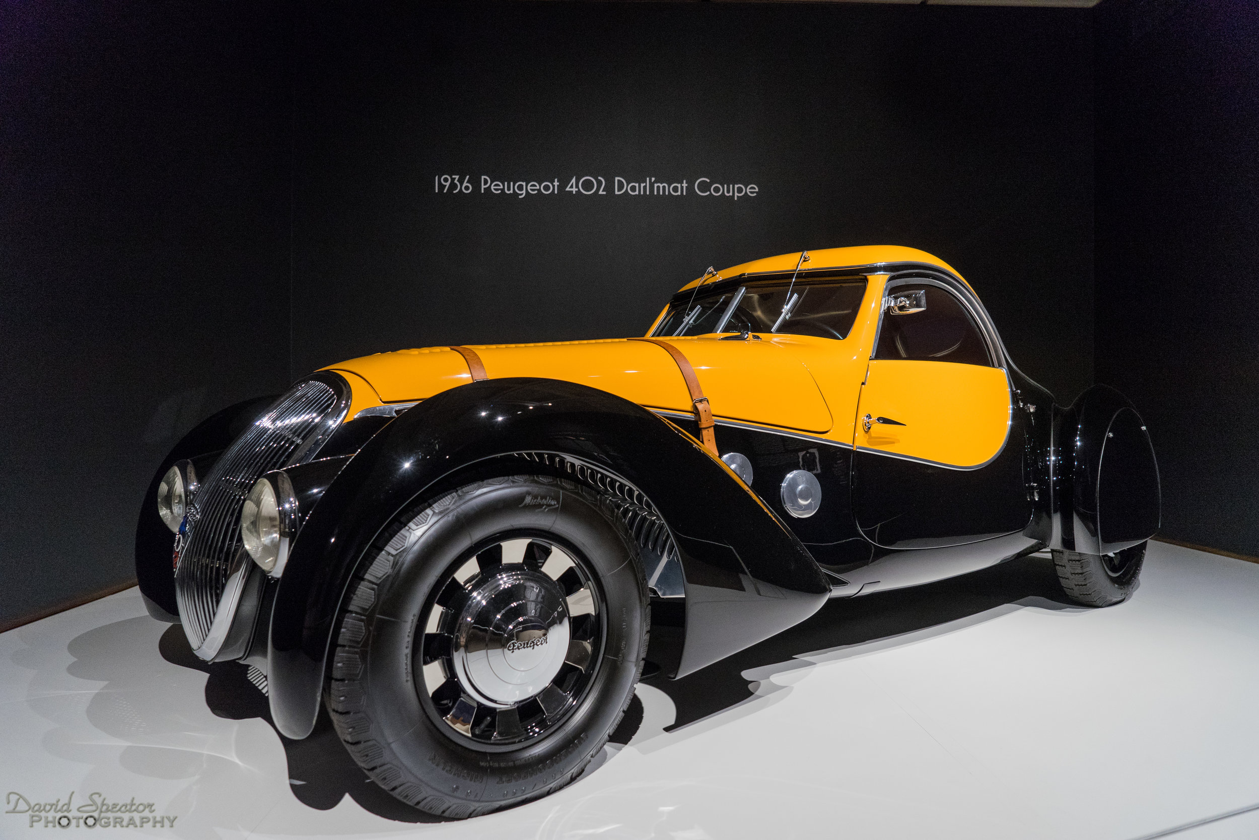 Finally to end out the year I went to the NCMA to shoot the Art Deco car exhibit.
