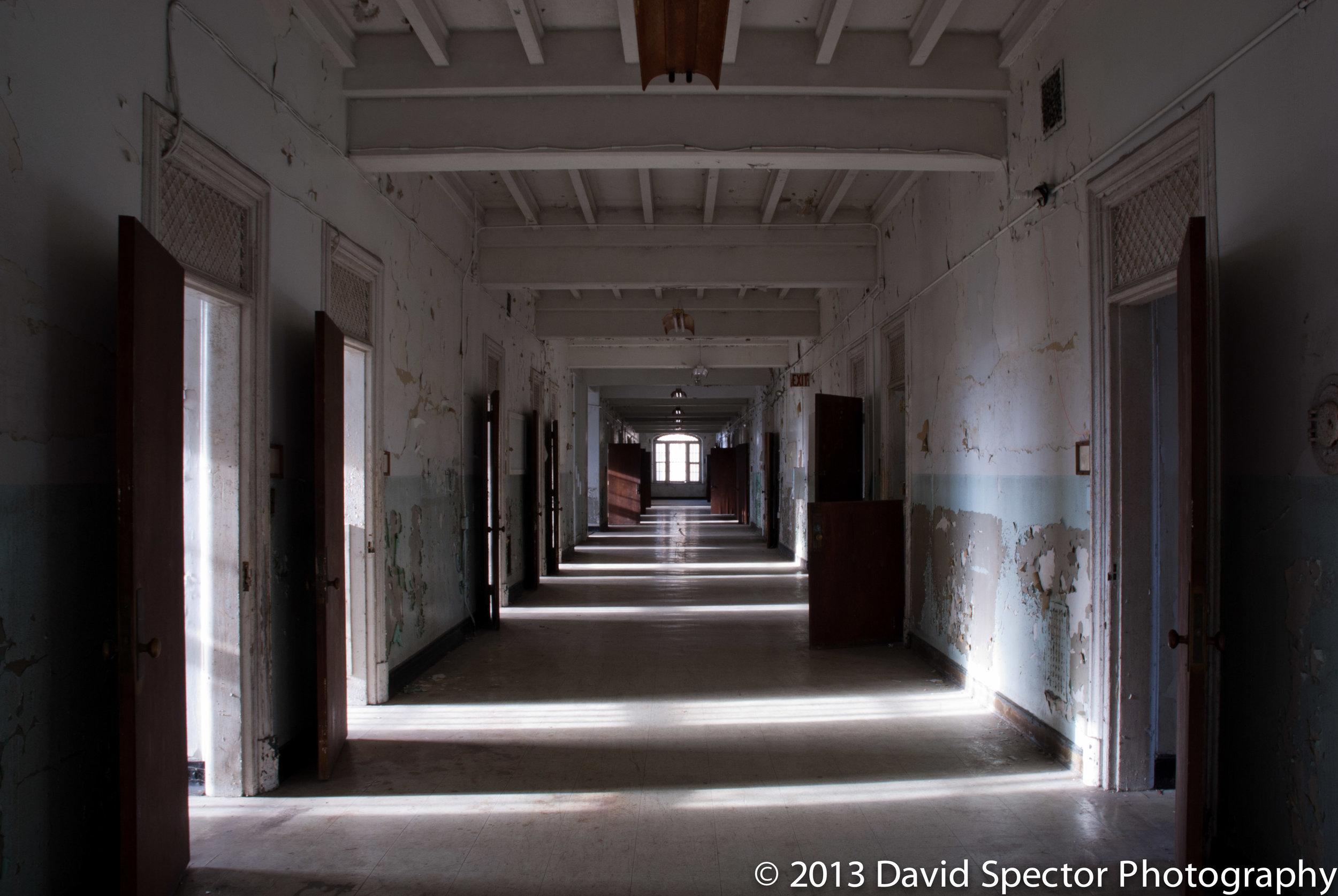 I love long hallways