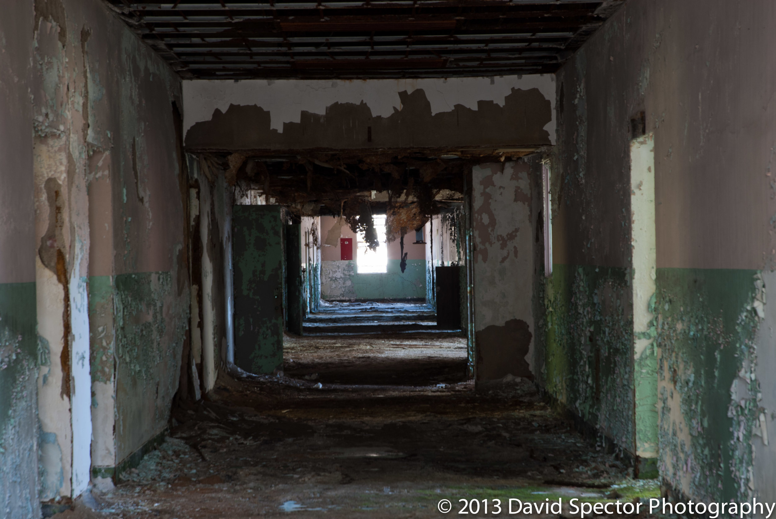 And another hallway.