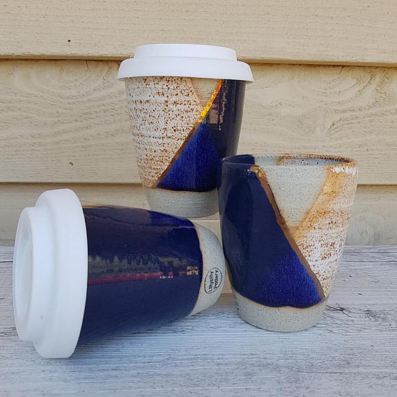Lilly Pilly Pottery //Handmade Ceramic Keep Cup