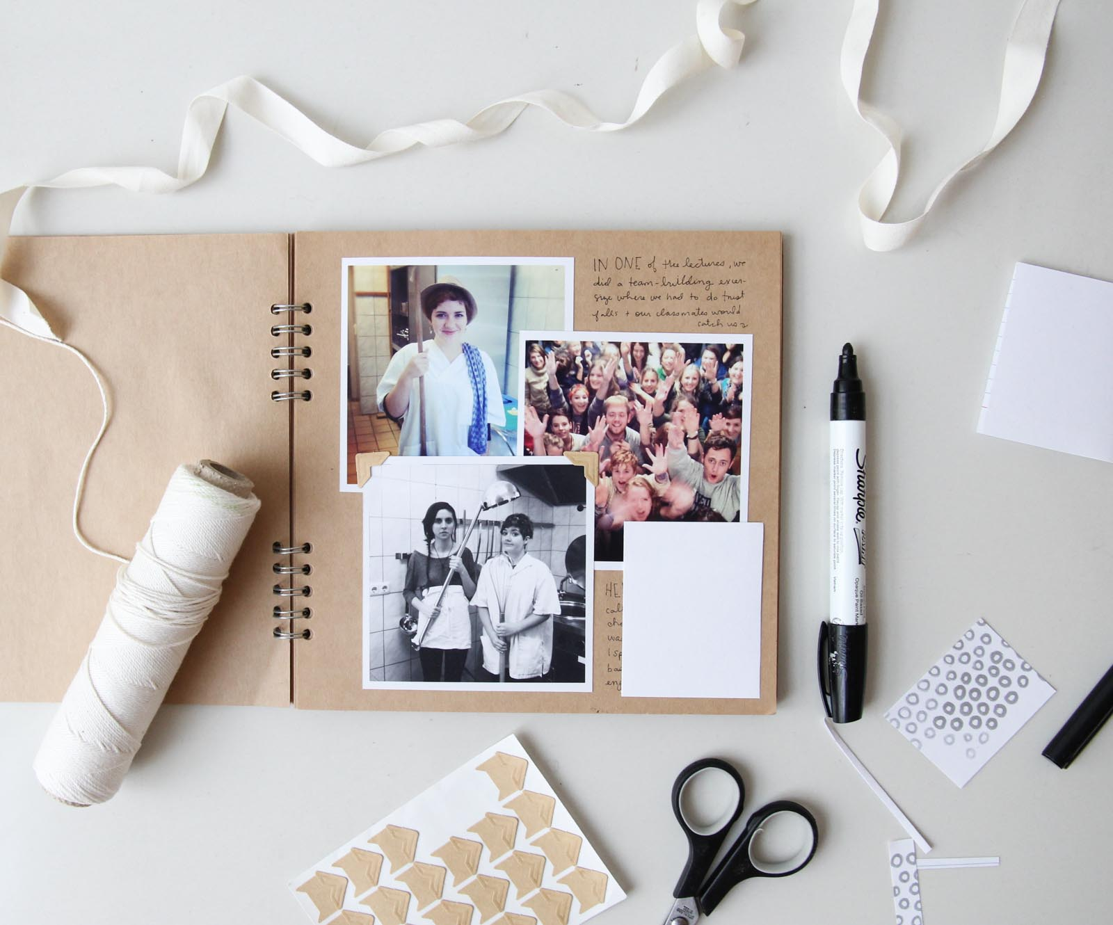 10+ Tips to Scrapbook Like a Pro// Root & Branch Paper Co. Blog