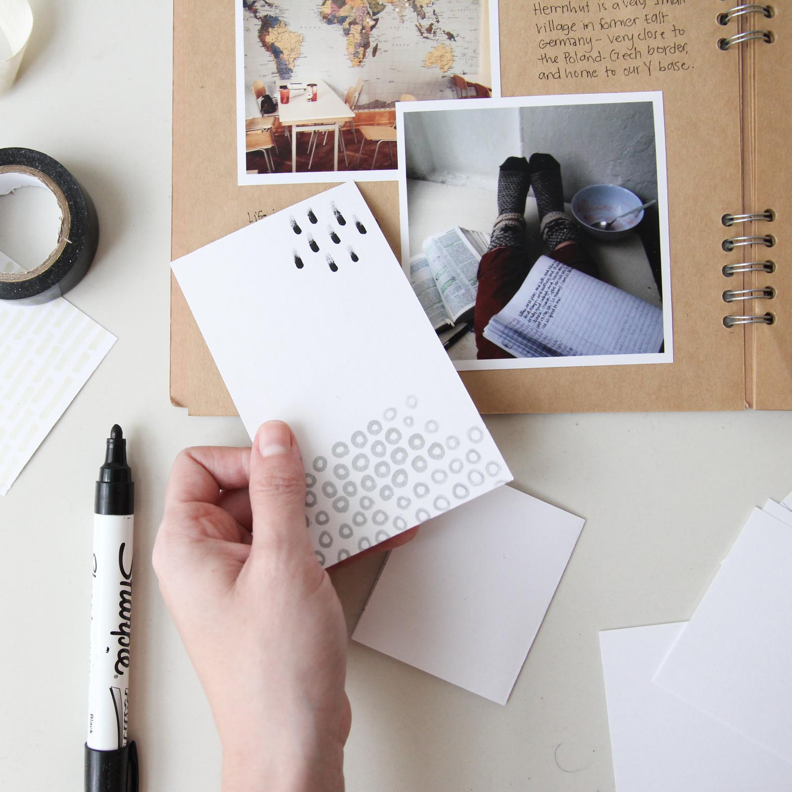 10+ Tips to Scrapbook Like a Pro // Root & Branch Paper Co. Blog