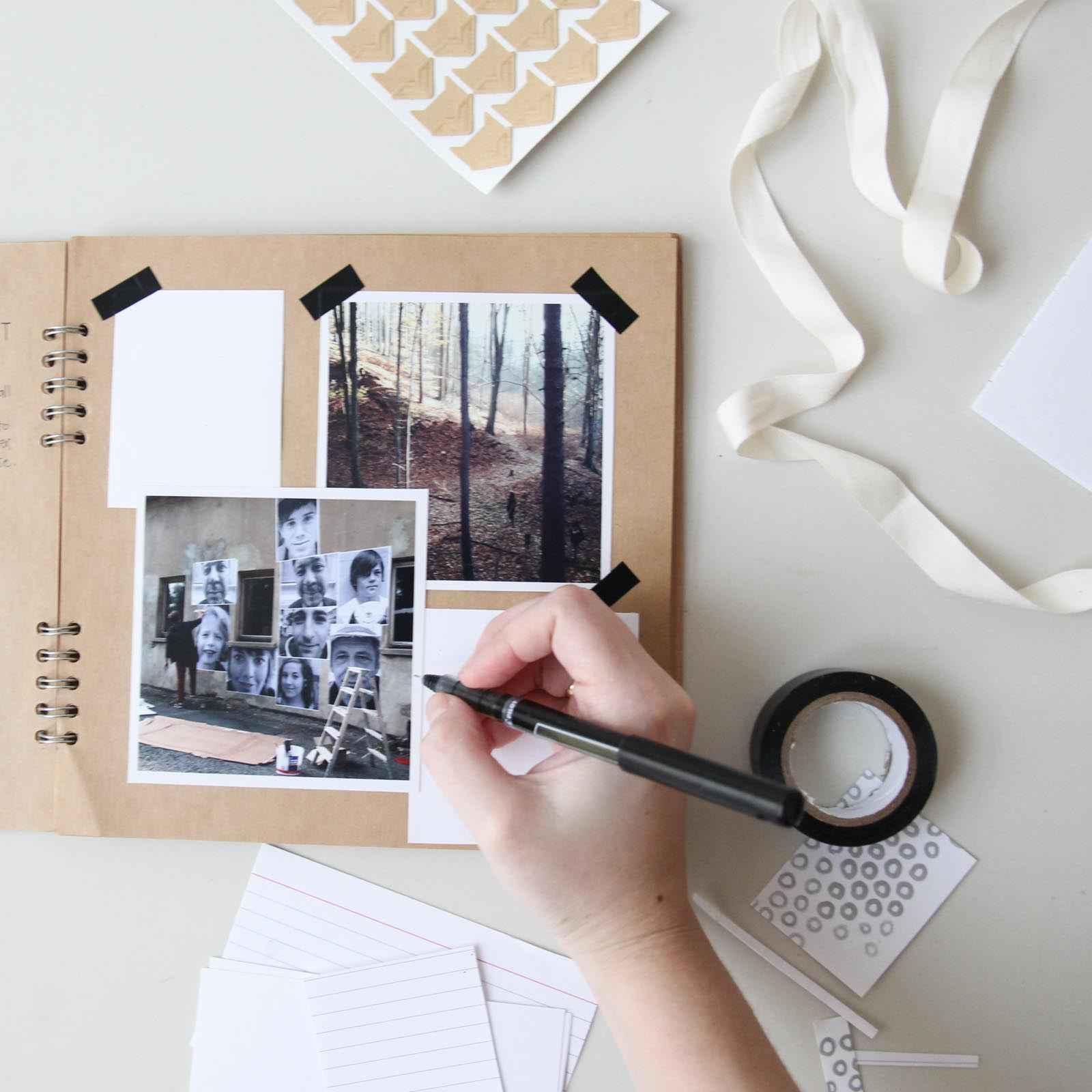Scrapbooking-4.jpg10+ Tips to Scrapbook Like a Pro // Root & Branch Paper Co. Blog