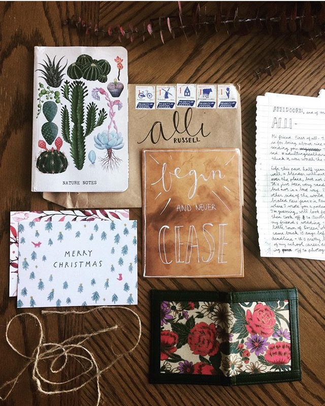10+ Ways to be the Best Penpal Ever | Penpal Ideas, Snail Mail, Letter-writing, and Correspondence Tips from the Root & Branch Paper Co. Blog