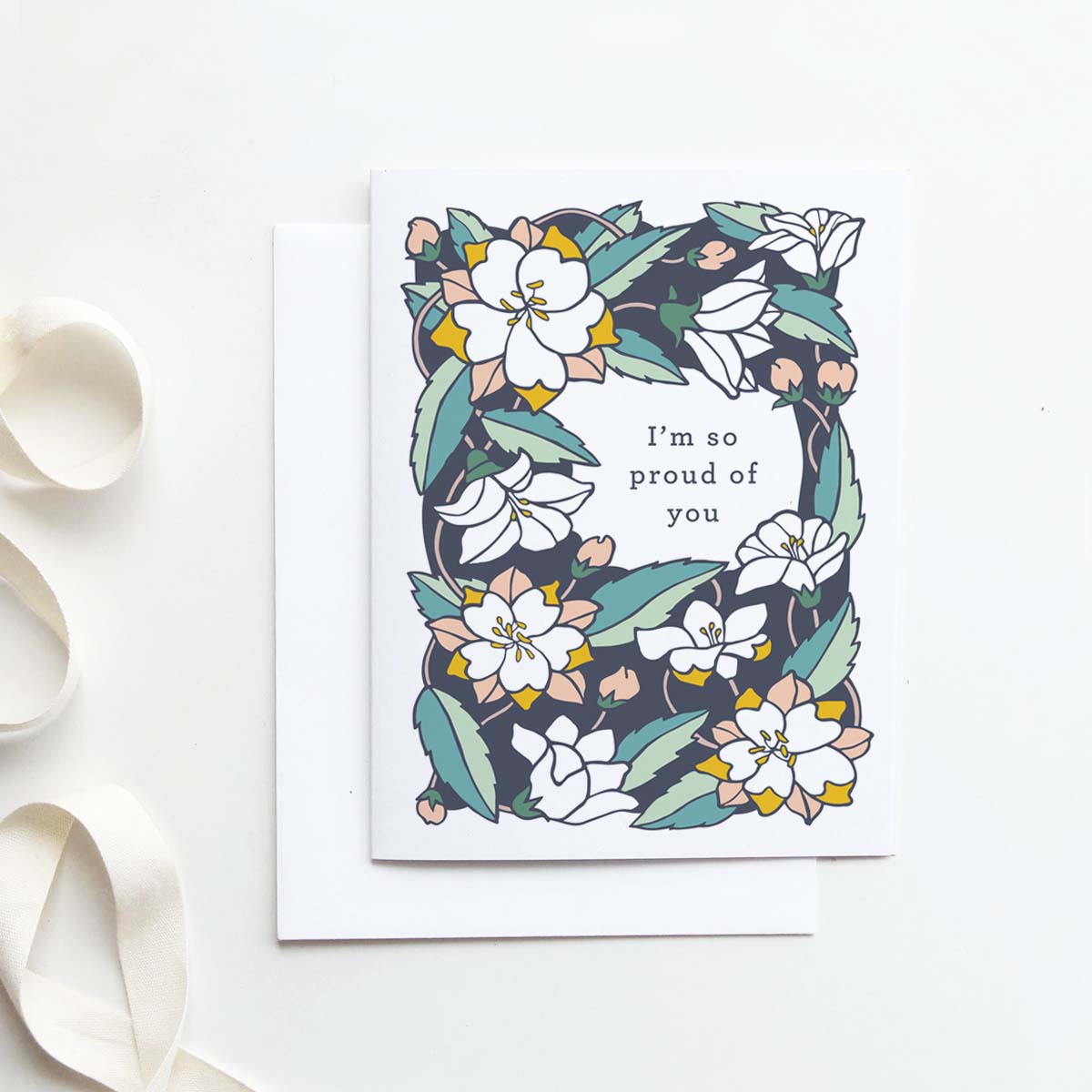 Our  I'm So Proud of You  card