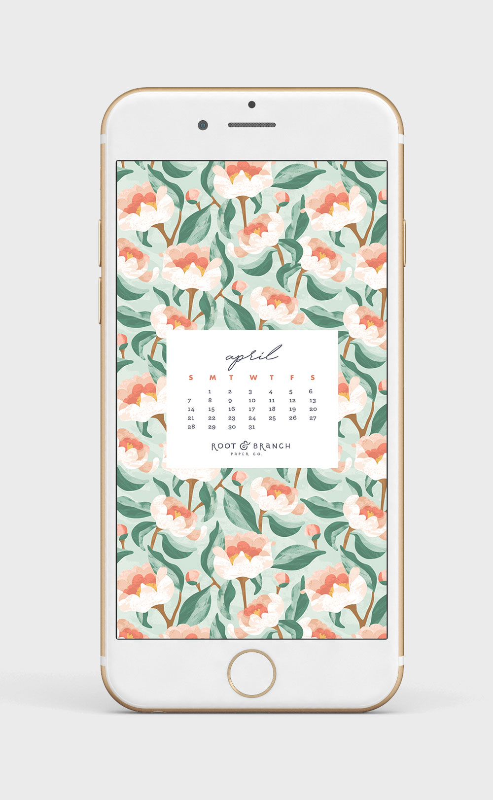 April 2019 Calendar Free Phone Backgrounds And Desktop Wallpapers
