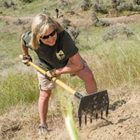 "The Boise Foothills Friends will create more opportunities to ""get your hands dirty."""
