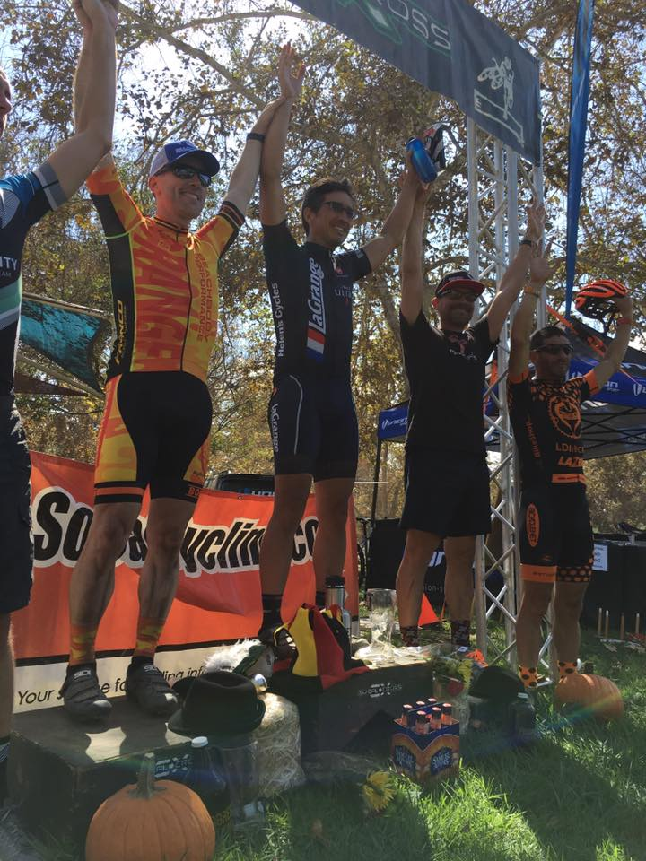 Dan Funk with another SoCalCross win!
