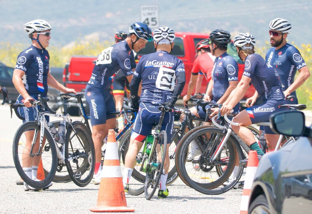 Teamwork makes the dream work at the Rosena Ranch Circuit Race.