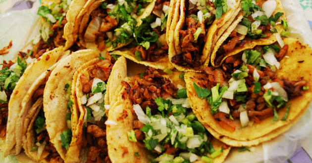 Come out, pedal your bicycle 0.31 miles with 0 ft of climbing, and delicious tacos will await as your reward.