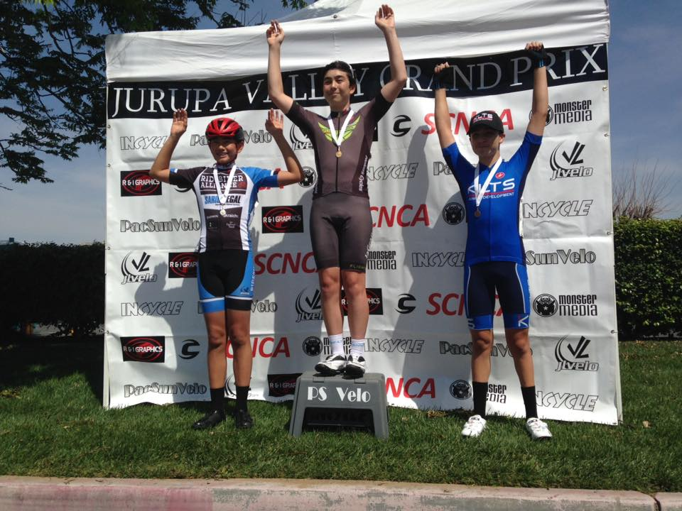 Ryder Phillips takes the win at the March 27th Jurupa Valley Grand Prix.