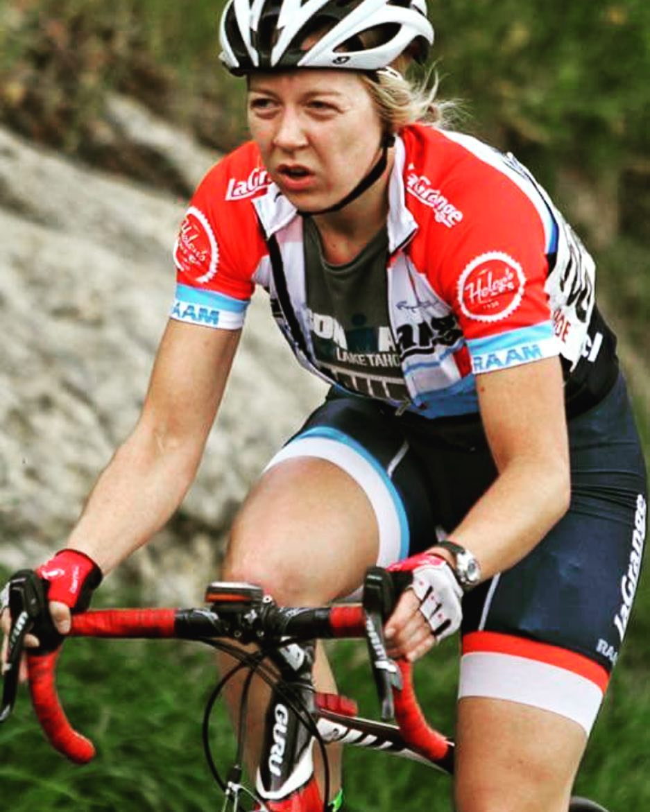 Catherine Guentert, also known as Eddie MacGyver to her teammates, had a stellar opening to her race season in February. She managed to climb to the top of the podium with a win at CBR (W Cat 4). After getting herself in a two person breakaway, Catherine almost lapped the field and sprinted to victory, winning her first crit of the year. The following weekend, Catherine rode Boulevard Road Race (Women's 3/4). Even after a minor incident during a training ride earlier the week (that ended with a slight concussion) Catherine raced an amazing race and placed 4th overall out of 34 women – 1st in cat 4's! Catherine has just returned from a climbing camp in Majorca where she rode 350 miles and climbed over 35,090 ft over the course of the camp. This weekend she has signed up for the San Dimas Stage Race. We are wishing you the best of luck, Catherine!