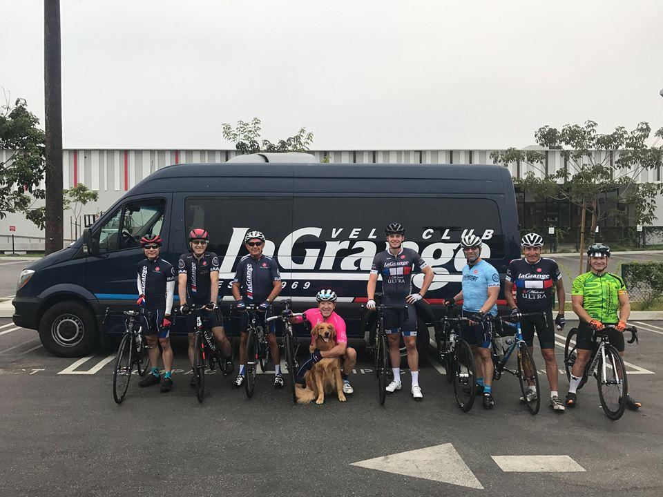San Clemente Century crew.